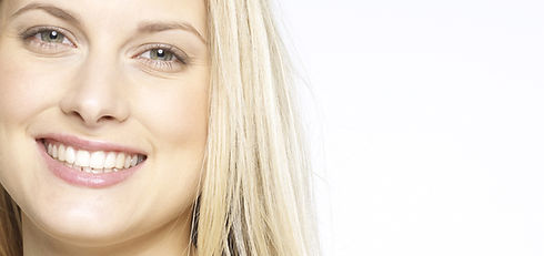 Smiling Blonde