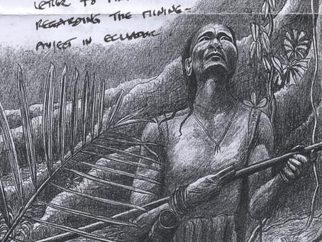 アンニャとプナン民族、そして「森になった男」ブルーノとの出会いー『しんしんとディープ・エコロジー』から(その1)