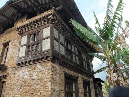 ブータン・チモン村に学ぶ「豊かな住まい」の知恵