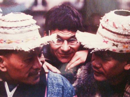 アンニャとプナン民族、「森になった男」ブルーノとの出会いー『しんしんとディープ・エコロジー』から(その2)