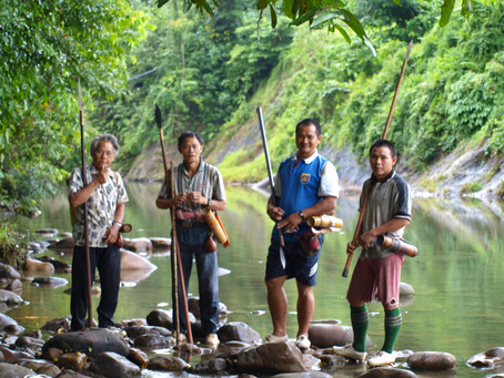アンニャとプナン民族、「森になった男」ブルーノとの出会いー『しんしんとディープ・エコロジー』から(その3)