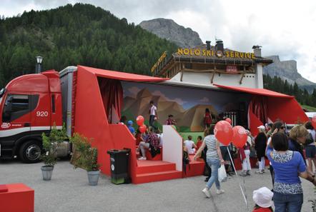 Direzione artistica - Arcese: Maratona dles Dolomites