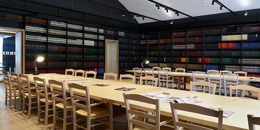 Direzione artistica - Biblioteca scientifica Zambon