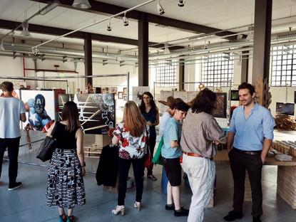Progettazione culturale: Mostra d'arte contemporanea Riarteco 2017