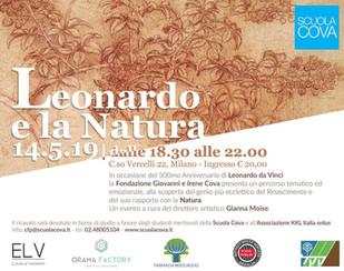 Edutainment: Leonardo e la Natura