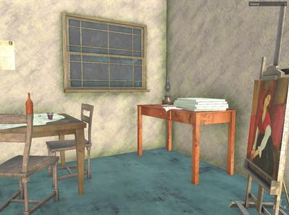 Modigliani in VR