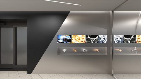 Direzione artistica - Headquarter Design