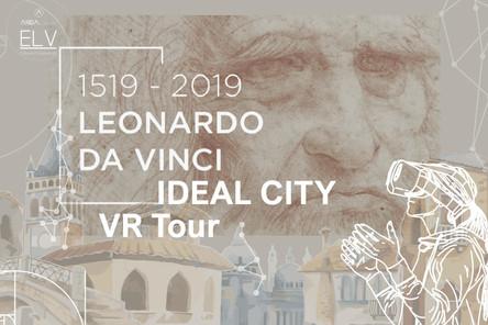 Edutainment: Leonardo da Vinci Ideal City VRTour
