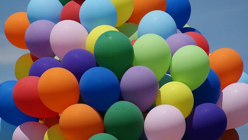 Balloons-Celebration-Birthday-Summer-Hel