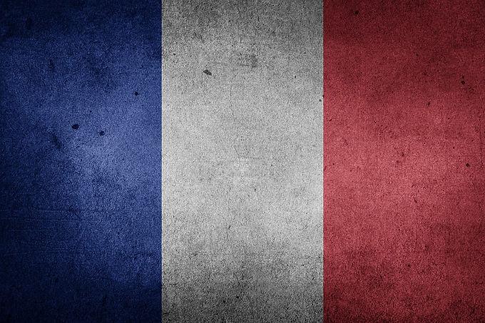 Background - French flag