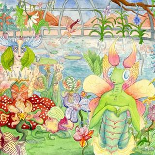 Alien Conservatory