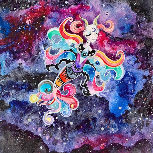 Space Faring Fae