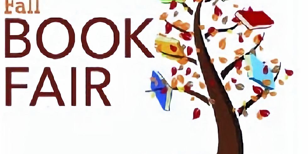 RESCHEDULE - Fall Book Fair with Buttonwood Books and Toys!