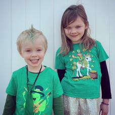 Evie & Waylon Mearn