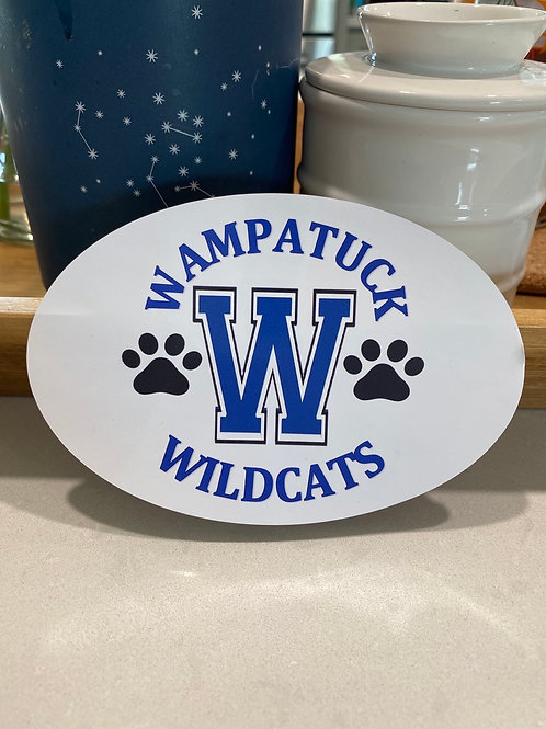 Wampatuck Sticker