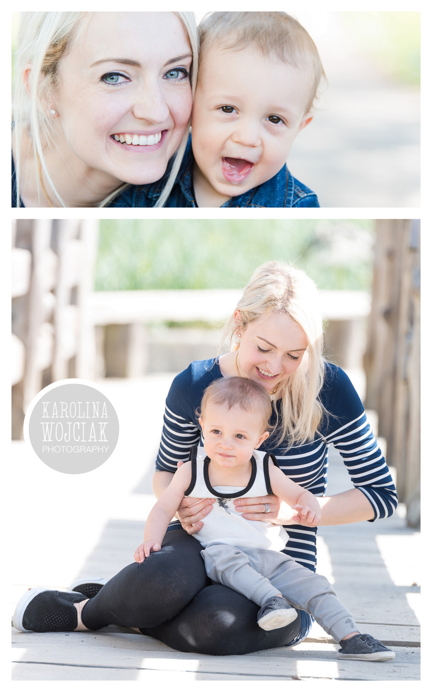 Mommy and me session   Mother's day session