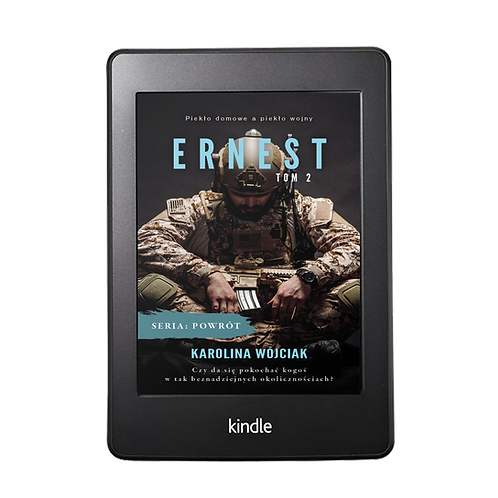 Ernest, Tom 2, Seria Powrót, e-book
