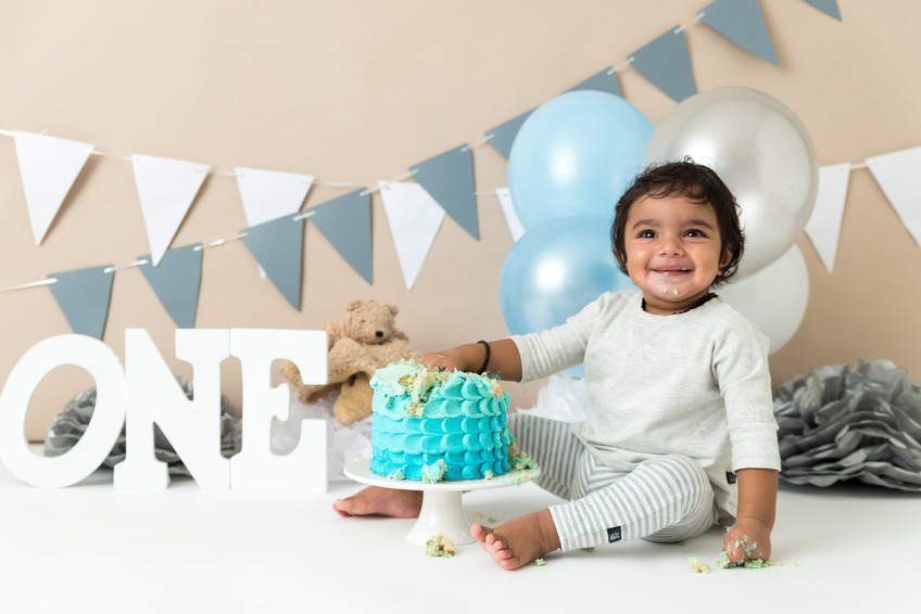 Cake smash session {North Vancouver Photographer}