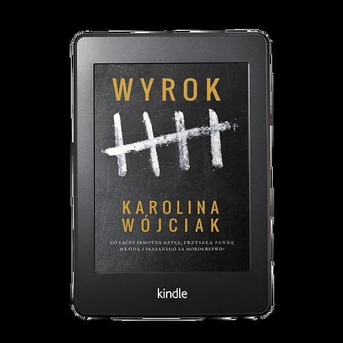 Wyrok e-book