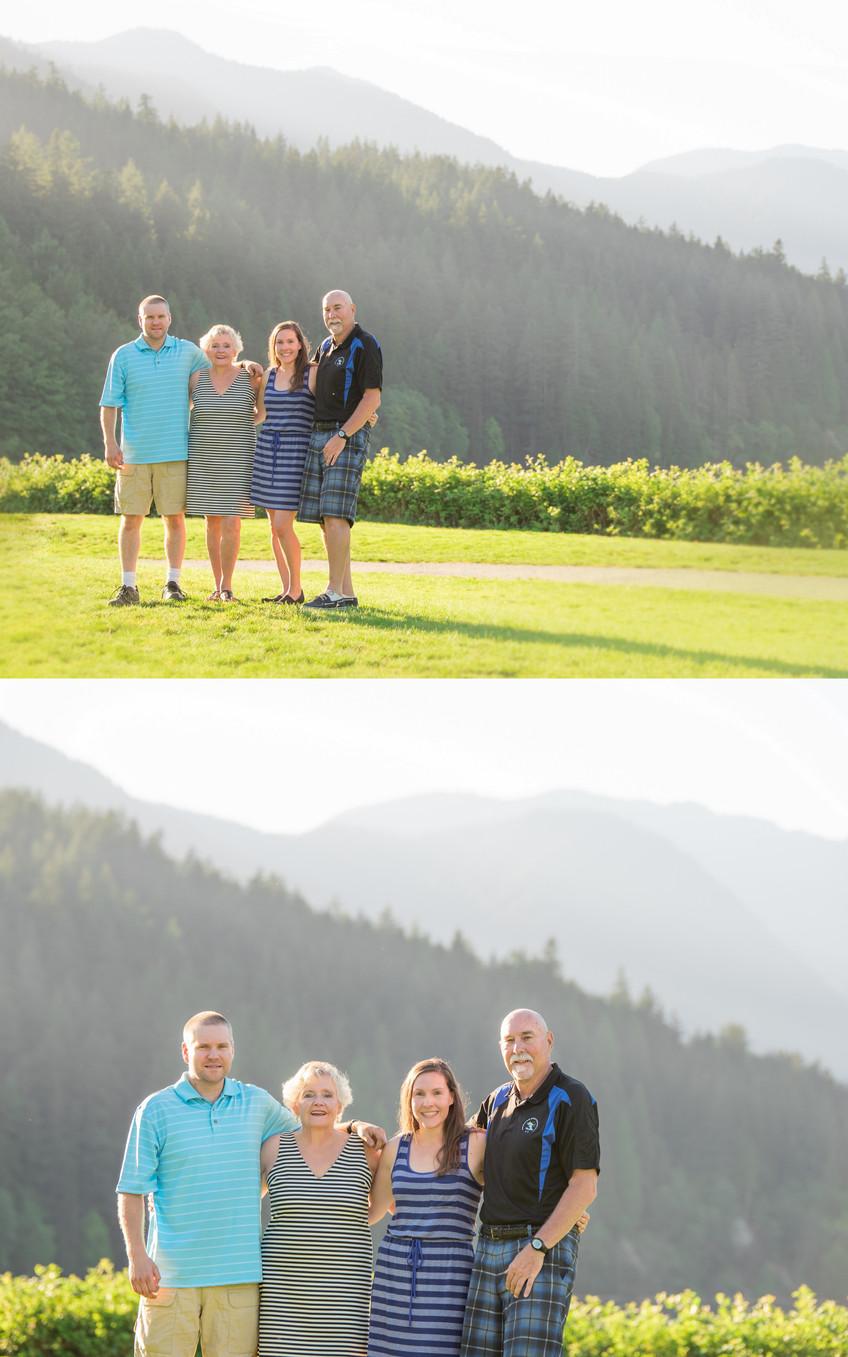BIG family session