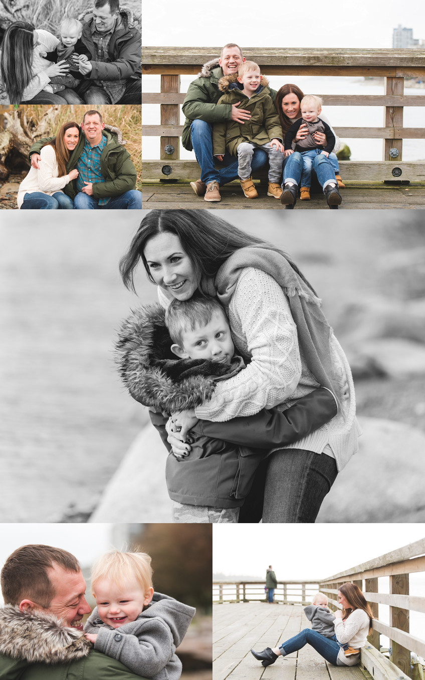 Family outdoor session | John Lawson Park