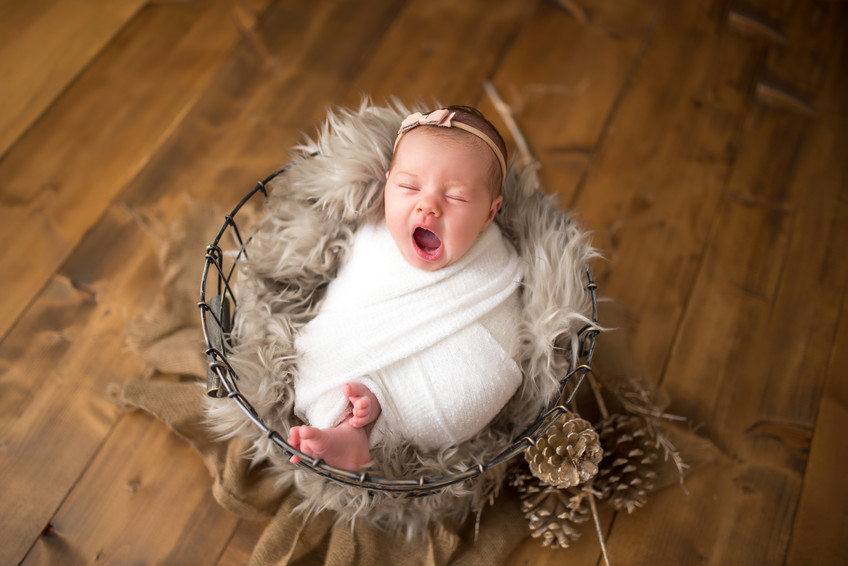 Newborn session {West Vancouver Photographer}