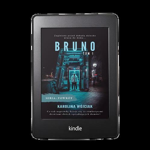 Bruno, Tom 1, Seria Powrót, e-book