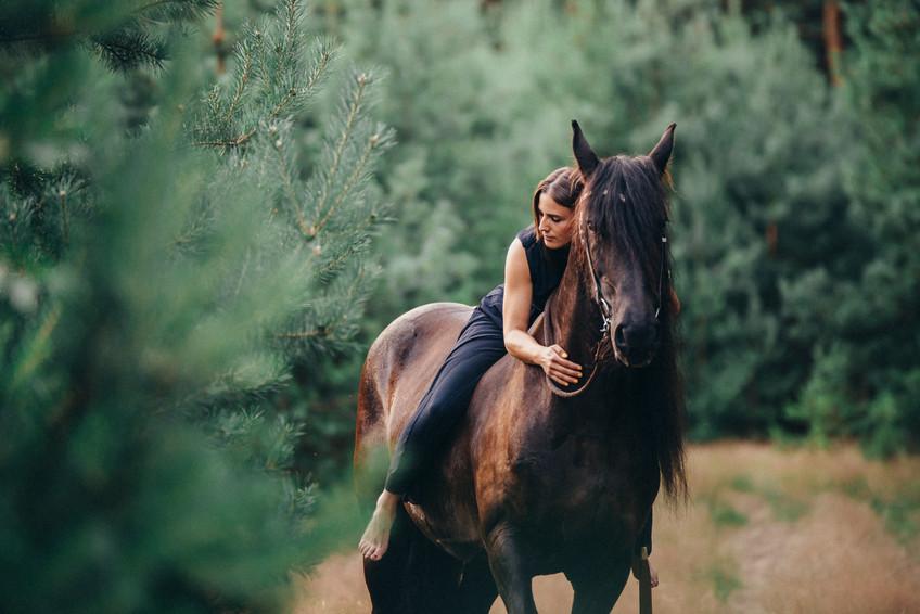 Equestrian portrait session {Vancouver family photographer}