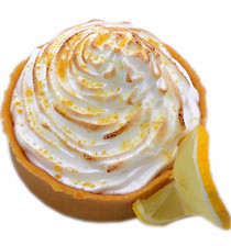 Gracious Bakers Banting Lemon Meringue