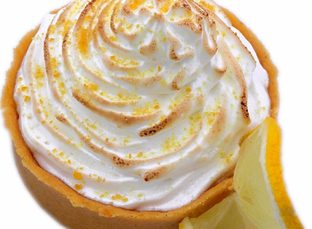 Gracious Bakers Banting Lemon Meringue