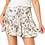 Thumbnail: MinkPink Wild Leopard Mini Skirt