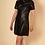 Thumbnail: Frnch Paris Woven Dress-Black