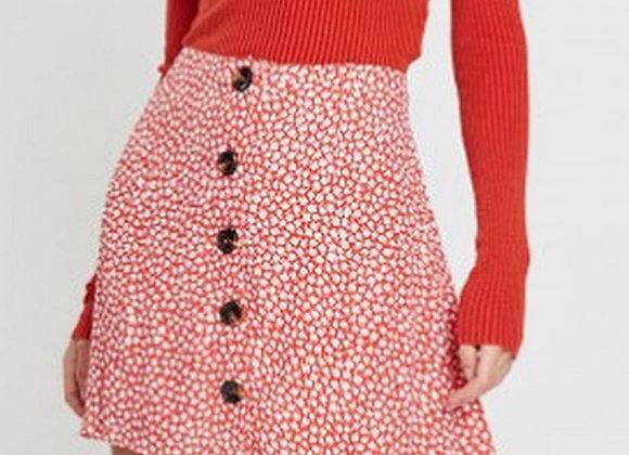 MinkPink Tiny Bloom Mini Skirt