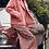 Thumbnail: Frnch Paris Swan Coat-Rose