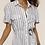 Thumbnail: Heartloom Shirt Dress-Sky