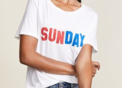 South Parade Sunday tee