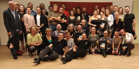 10. Jubiläum von Tango Orange