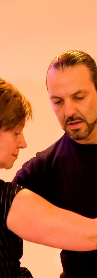 Ilias y Barbara