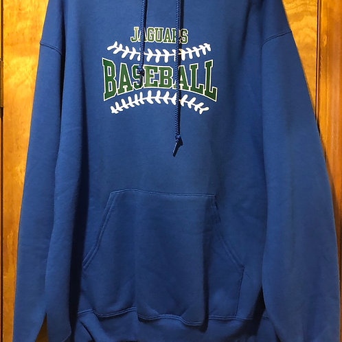 Jaguars baseball hoodie