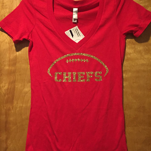 Chiefs Bling Tee