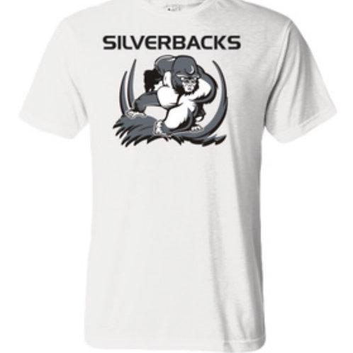 Silverbacks Logo Tee