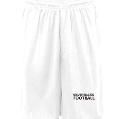 """Silverbacks Youth 7"""" pocket shorts"""