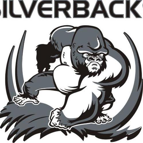 Silverbacks Neck Gator/Face Mask