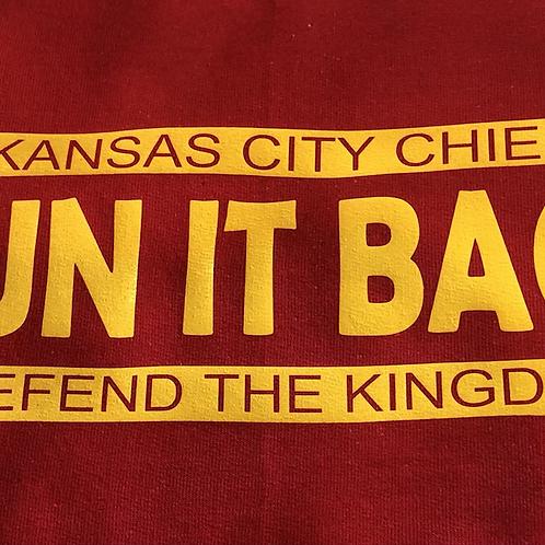 Run It Back Unisex Long Sleeve T-Shirt