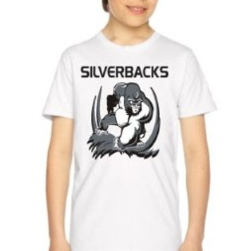 Silverbacks Youth Dri Fit Tee