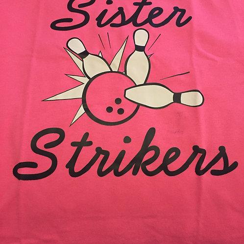 Sister Strikers t-shirt