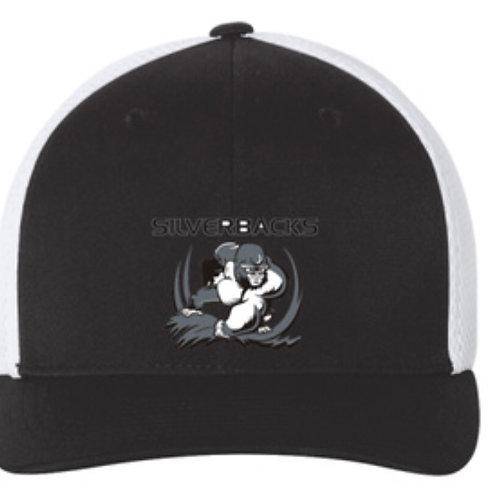 Silverbacks Football Flex Fit Hats