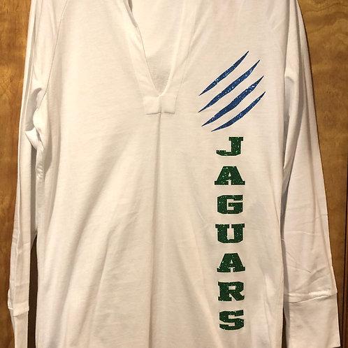 Jaguars t-shirt weight hoodie