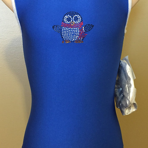 Blue Penguin Leotard