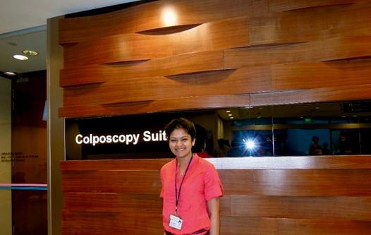 My Singapore fellowship training